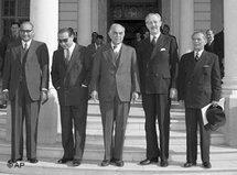1 جماد الثاني Bagdad_Pact_summit_in_London-1958-07-28