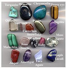 أحجار كريمة المعرفة