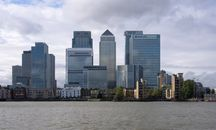The City of London is one of the world's largest financial centres[133][134][135]