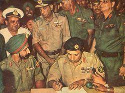 متى كانت حرب تحرير بنغلادش