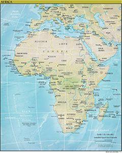 أفريقيا المعرفة