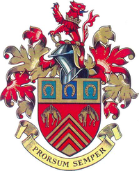 Arms of Gloucestershire County Council
