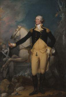 جورج واشنطن المعرفة