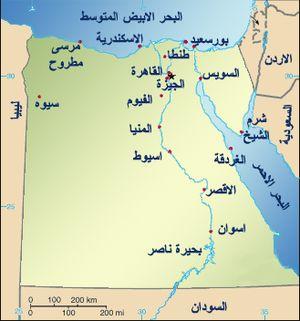 نيل مصر المعرفة