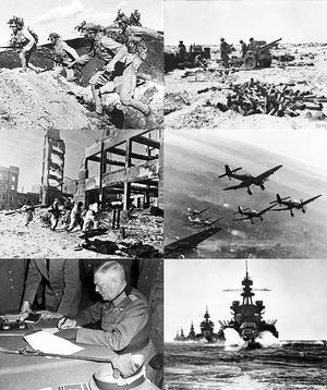 الحرب العالميه الثانيه