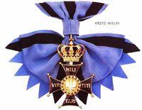 قائمة الجوائز والأوسمة المعرفة