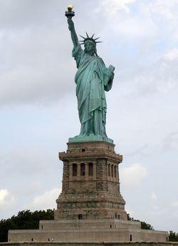 تمثال الحرية المعرفة