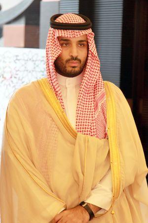 محمد بن سلمان بن عبد العزيز آل سعود المعرفة