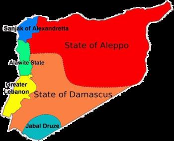 لبنان الكبير المعرفة