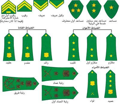 الجيش السوري المعرفة