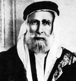 حسين بن علي شريف مكة المعرفة